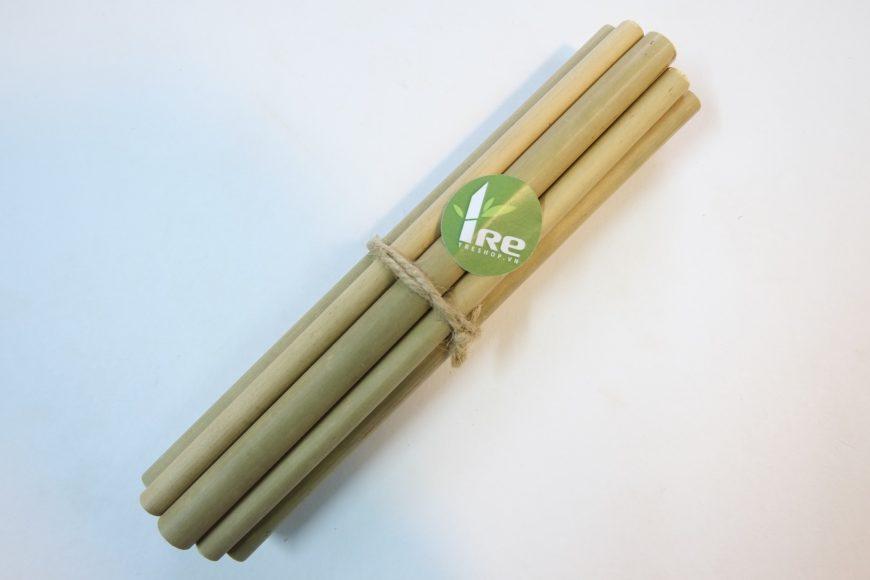 天然素材(再利用可能/生分解性)バンブー(竹)ストロー10本セット