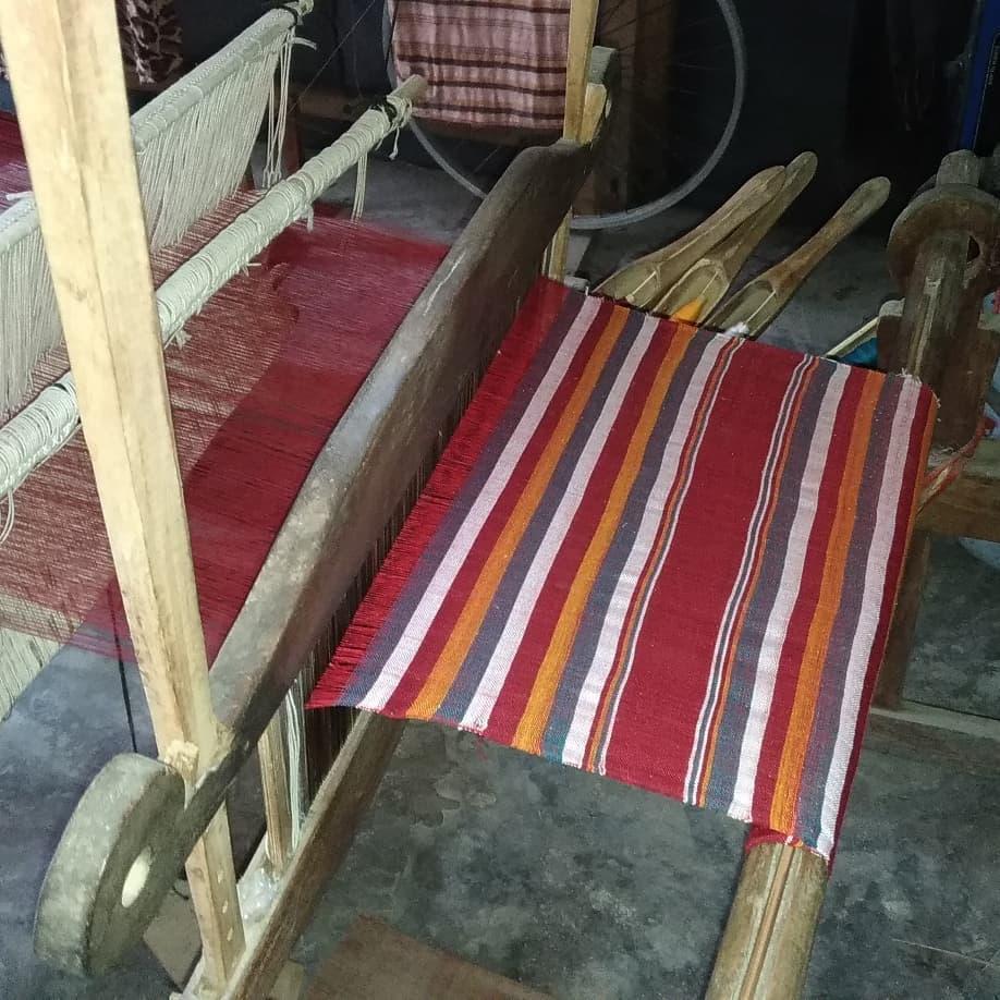 少数民族の伝統手工芸品