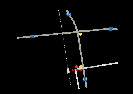 JV STYLE 直営店 マップ